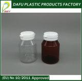 100ml Green Color Fart Plastic Medicine Bottle