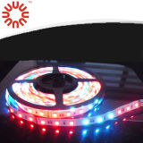 Lumière de bande imperméable à l'eau de SMD3528 SMD2835 SMD5050 SMD5630 RVB DEL