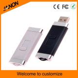 Atacado 2.0 USB Flash Drive Plastic USB Pen Drive