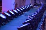 Indicatore luminoso di PARITÀ di cerimonia nuziale della discoteca della strumentazione 18*15W RGBWA DJ della fase