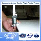 Tarjeta plástica anterior del Teflon de la fabricación PTFE