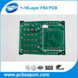 緑のはんだのMasker 1.6mm多層PCB
