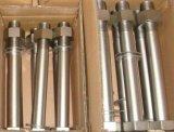 Tornillo pesado inoxidable del hexágono del acero DIN933 DIN931 ASME de A2 A4 con la ISO de la tuerca certificado