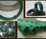 Провод оцинкованной стали PVC Coated для сетки сотка/покрынного PVC провода Bwg 8-22#