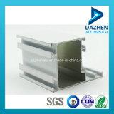 Perfil de aluminio de aluminio de la protuberancia para la puerta modificada para requisitos particulares de la ventana