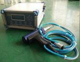 Plastikmontage durch Ultraschallschweißgerät