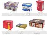 Коробка олова чая с прессформой экспорта