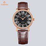OEM Horloge Van uitstekende kwaliteit 71092 van de Diamant van de Juwelen van het Polshorloge van Anolog van de Dames van het Roestvrij staal