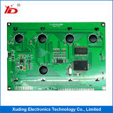 옥수수 속 LCD 모듈 240*128, Stn 또는 FSTN 도표 LCD 디스플레이