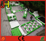 Customized Inflatable Toilets Park for Sport Range