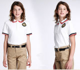 De Gemaakte Goede Kwaliteit van China Fabriek Goedkoopste School Eenvormige Kostuums