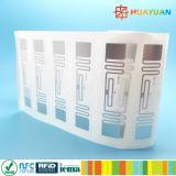 공급망 관리 광고 320U7 UHF UCODE 7 RFID 꼬리표
