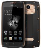 La PRO 4G FDD 5.0 ROM 13MP di RAM 4GB 64GB del Android 6.0 di memoria di pollice FHD Mtk6750t Octa di Blackview BV7000 impermeabilizza il colore astuto dell'argento del telefono di IP68 WiFi GPS