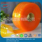유연한 내밀린 반대로 곤충 투명한 장식적인 PVC 커튼