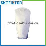 Bolsos de filtro no tejidos de las bolsas para polvo del paño del poliester