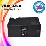 Vrx932laの完全な頻度2方法スピーカーのキャビネットラインアレイ