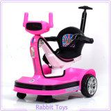 Carro de brinquedo recarregável com luz LED