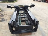 7 Tonnen-doppelte vordere Rad-Hochleistungsdieselgabelstapler (FD70T)