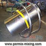 Mezclador del tambor, mezclador del aro del tambor con la carga rodada/del sistema para los polvos químicos