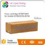 cartucho de toner negro del color 45k Tn613 para Sindoh D700 D701 D706