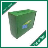 도매가 출하를 위해 포장하는 주문 판지 상자