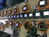 4-20mA Ouput örtlich festgelegter 0-1000ppm Co Detektor mit Warnung
