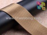 Approvisionnement en nylon d'imitation d'action de sangle de polyester en arête de poisson de beaucoup de couleurs