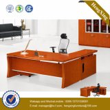 L Shape Metal Legs Director Desk Desk (NS-NW071)