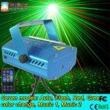 Het Fonkelen van het Stadium van de Laser van de Laser van de Disco van Wolesale van de fabriek het Lichte Mini Lichte Effect van de Ster met MP3 Speler