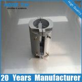알루미늄은 작은 알모양으로 한 기계 배럴을%s 히이터에서 던졌다