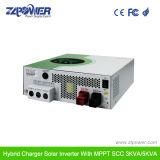 Inversor de energia de alta freqüência 2400W 12V 220V com UPS e carregador
