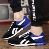 Les chaussures occasionnelles neuves des hommes de ressort et d'été, chaussures nettes de sports respirables, version coréenne de marée quotidienne, chaussures de course d'Agam