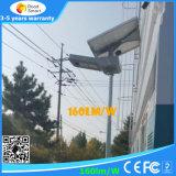 40W Solar-LED Straßenlaternefür Fahrbahn/Parkplatz-Beleuchtung
