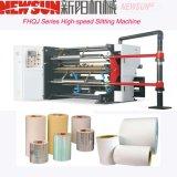 Série Fhqj Machine de refendage de papier à grande vitesse