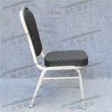 Empilable moderne Chaises et tables de restaurant en aluminium