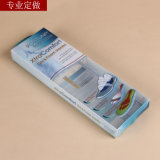 PVCボックスを折る紫外線印刷のゆとりのプラスチックをカスタマイズしなさい