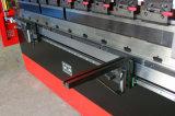 Rem van de Pers van Wd67k 63t/2500 de Elektrohydraulische Servo, Buigende Machine met CNC Controlemechanisme