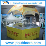 Tente de pavillon hexagonal dia 3m pour la promotion des aliments et des boissons
