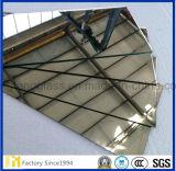 SGS 증명서를 가진 훈장 Frameless 가정 비스듬한 가장자리 알루미늄 미러