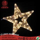 Van de LEIDENE van Ootdoor het Decoratieve Licht van de Tegenhanger Vorm van de Ster voor de Ramadan van Kerstmis
