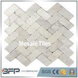 부엌과 목욕탕 벽 대리석 모자이크 패턴