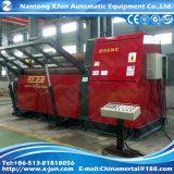熱い! 圧延シートを専門にする版の圧延機4のローラーCNC機械Nantongの工場Mclw12CNC-25X3000