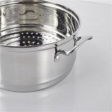 Masterclassの優れた調理器具のステンレス鋼の汽船の鍋かまたは在庫調理するか、またはスープ鍋