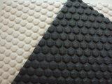Текстурированная промотированием выбитая пена листа ЕВА