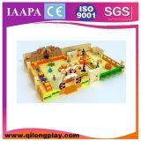 Jogos para crianças Plastic Slide Playground Equipment Indoor Soft Play