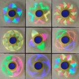 De kleurrijke Spinner van Karakters