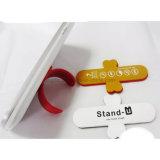 sostenedor del teléfono móvil del silicón del diseño simple de la etiqueta engomada de los 3m