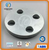 O aço de carbono cego galvanizado da flange A105 do Bl forjou a flange (KT0584)