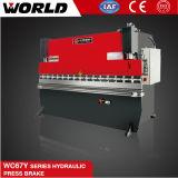 Fabricante caliente del freno de la prensa hidráulica de la alta calidad de la venta