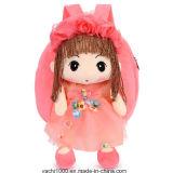 De Rugzak van Shool van de Baby van de douane met Doll van Fabriek